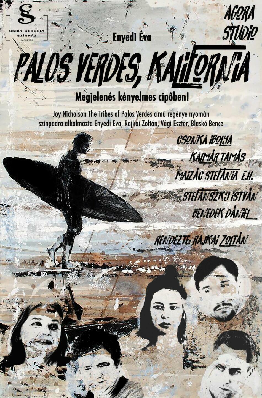 A(z) Palos Verdes, Kalifornia című előadás plakátja